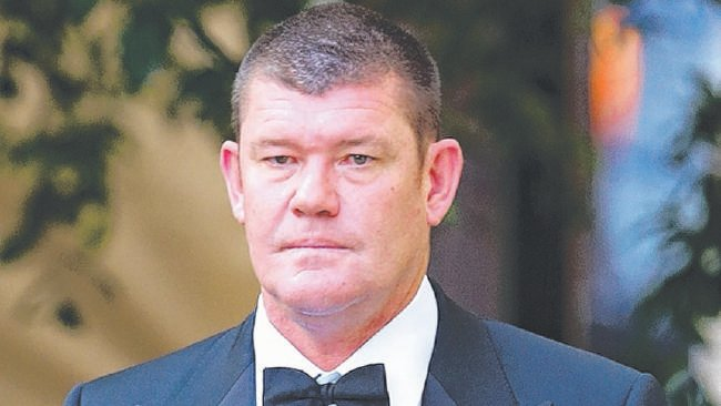 James Packer Sells Shares in Melco-Crown