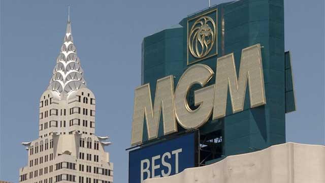 MGM lifts Las Vegas casino parking fees through December