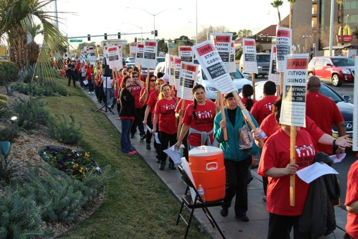 Culinary Union Red Rock Station Casinos case
