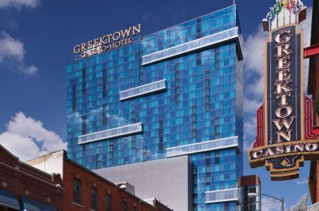 Detroit casinos Greektown