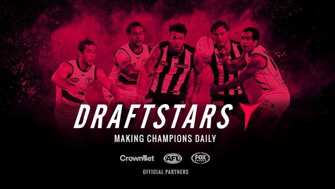 Draftstars daily fantasy sports Australia