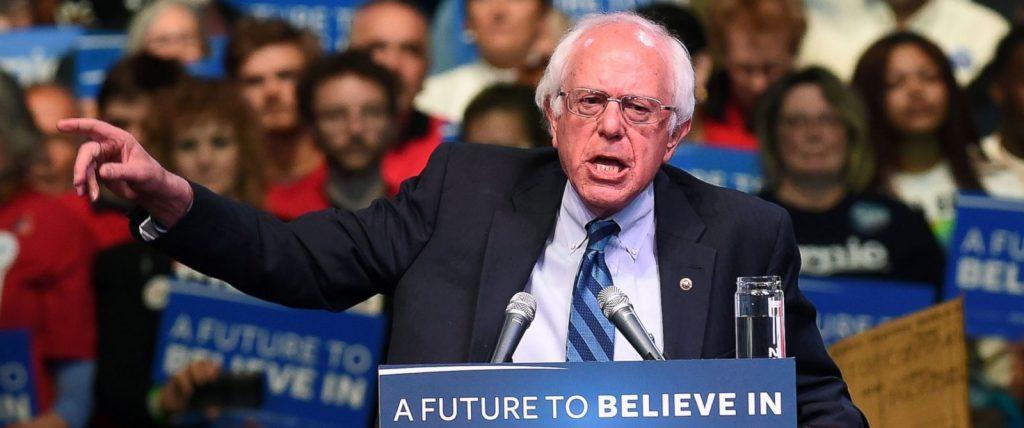 Bernie Sanders Donald Trump Carl Icahn
