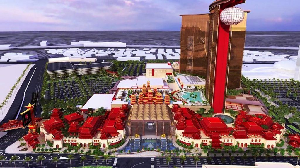 Genting Resorts World Las Vegas approved NGC