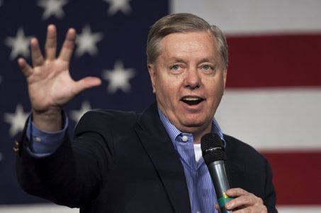 Lindsey Graham Senate Appropriations Bill RAWA
