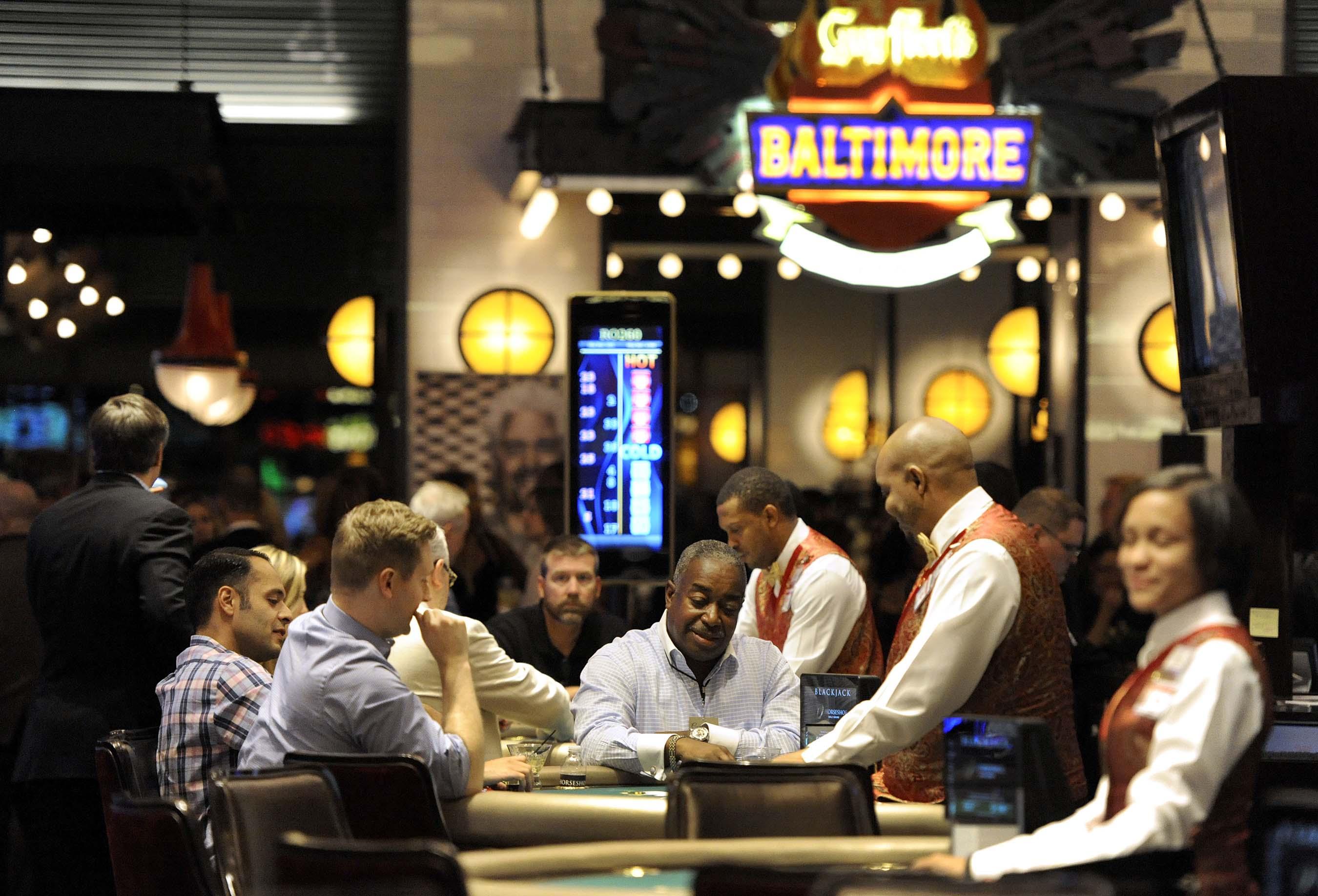 Gambling casinos maryland yonkers casino jobs