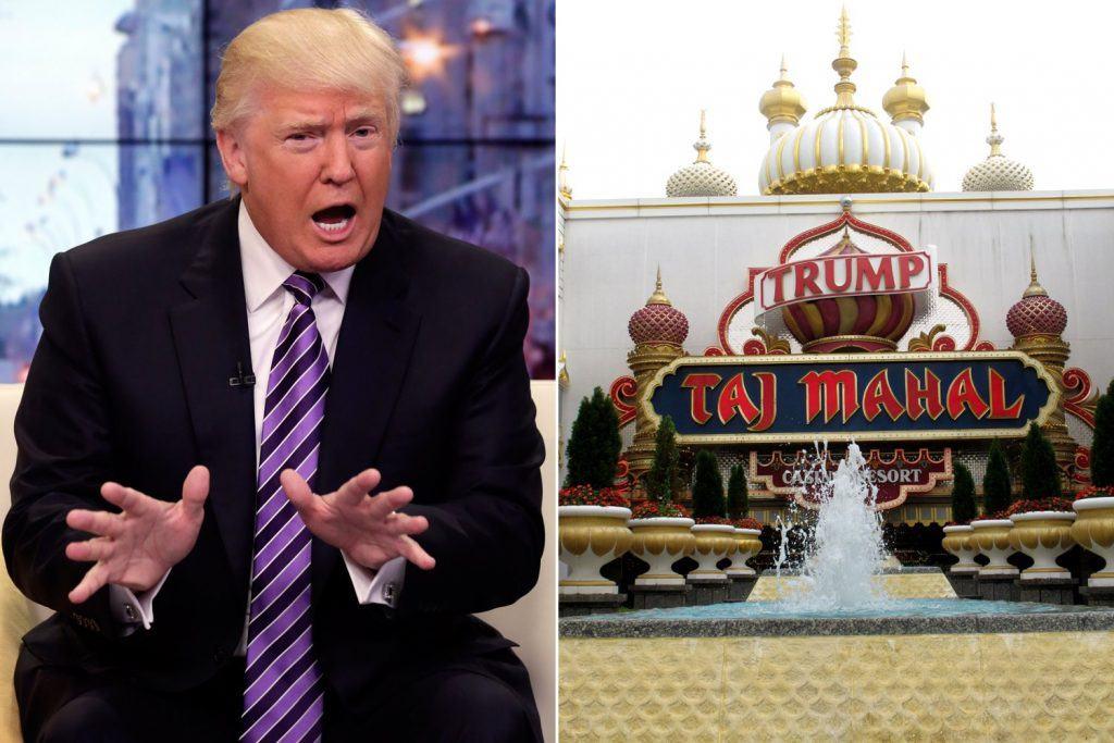 Trump Taj Mahal Unite Here US Supreme Court