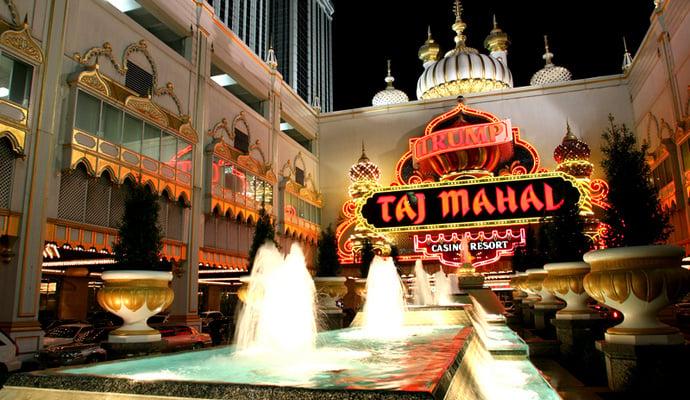 Taj mahal casino in atlantic city emerld queen casino