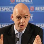 FIFA 2026 World Cup Gianni Infantino