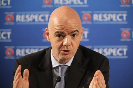 FIFA 2026 World Cup Gianni Infantino