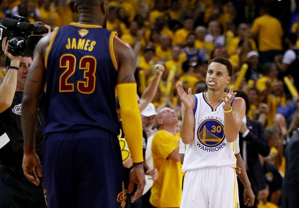 NBA Finals Odds: Repeat Showdown Between Golden State Warriors and Cleveland Cavaliers - Casino.org