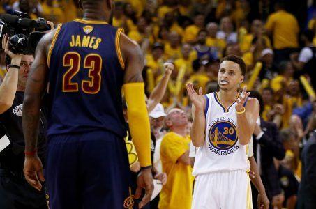 NBA Finals odds Warriors Cavaliers
