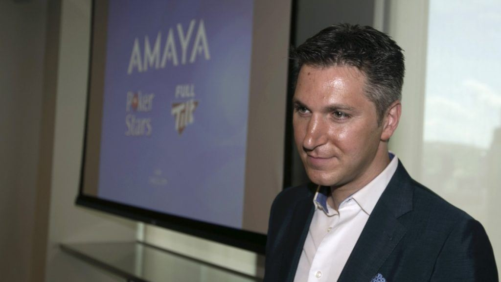 David Baazov to Step Down as Amaya Director