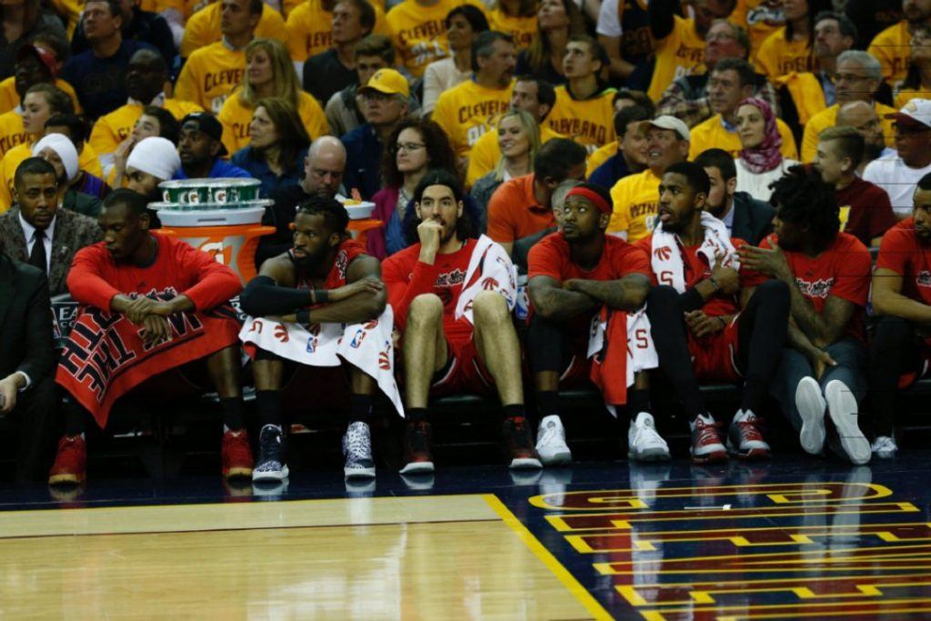 Toronto Raptors Cleveland casino Cavaliers