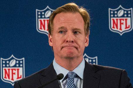 NFL gambling casino Roger Goodell