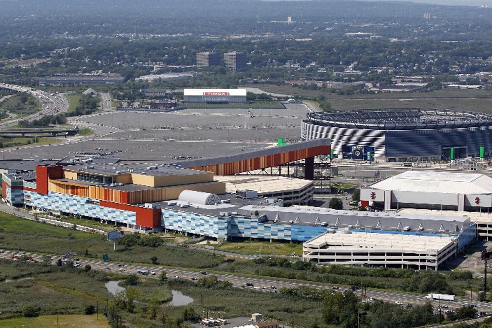 New Jersey voters casino referendum Meadowlands
