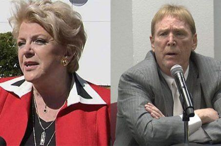 Las Vegas Mayor Carolyn Goodman Mark Davis