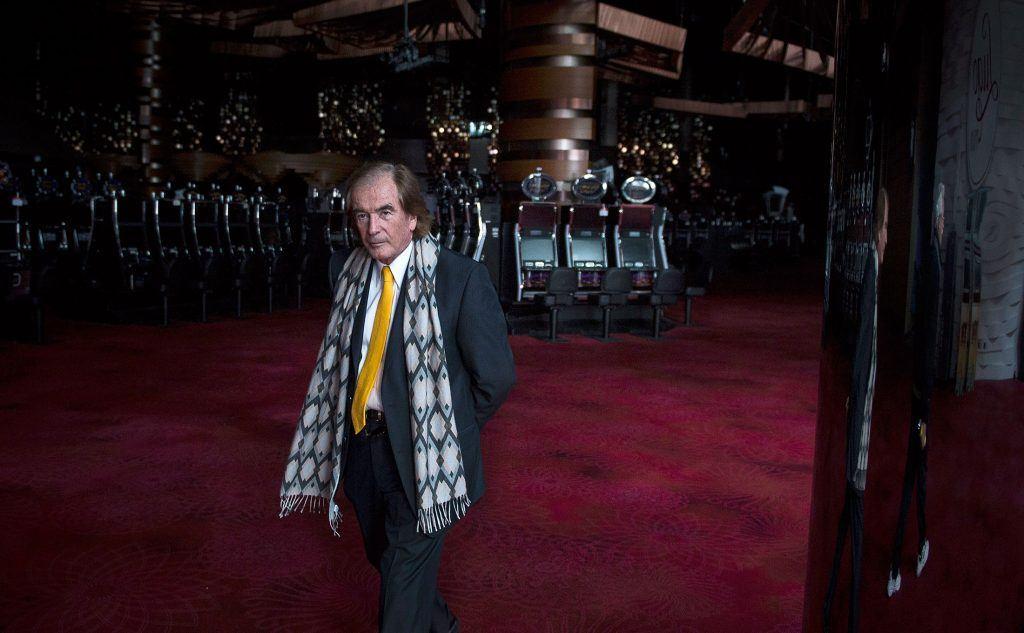 Glenn Straub Revel Atlantic City DGE