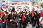 Atlantic City casino workers strike
