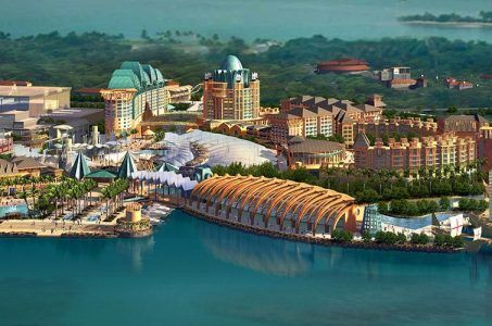 Singapore casino industry bottoms out.