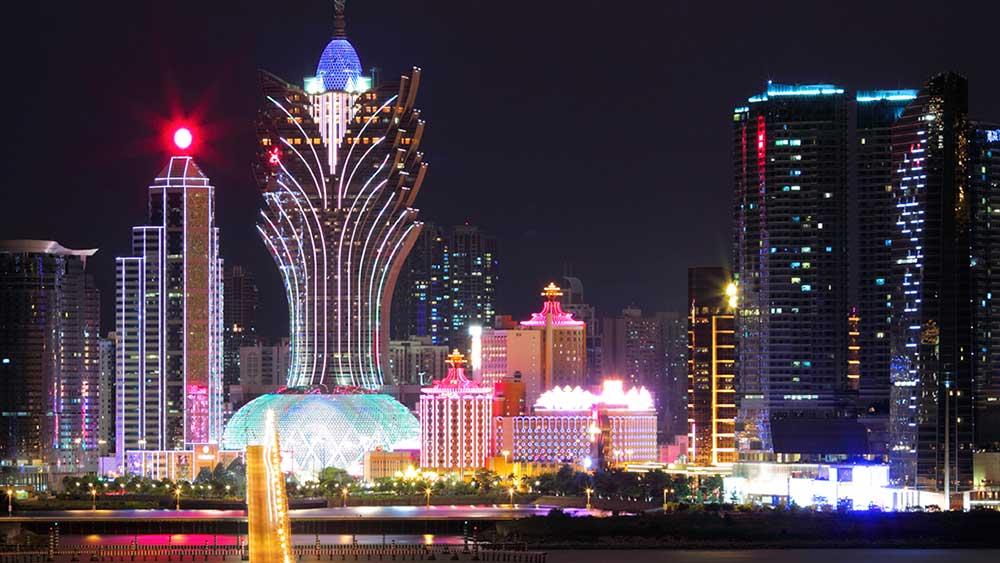 Macau tightens money laundering controls.