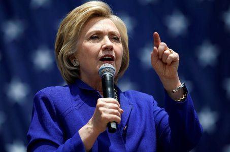 California primary Hillary Clinton Democratic presumptive nominee for US president