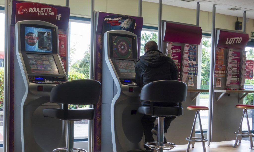 FOBTs UK gambling perks controversy