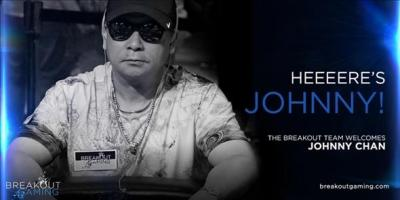 Johnny Chan's Breakout Gaming launched Break Out Coin crowdsale