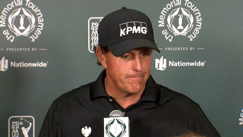 Phil Mickelson illegal gambling insider trading