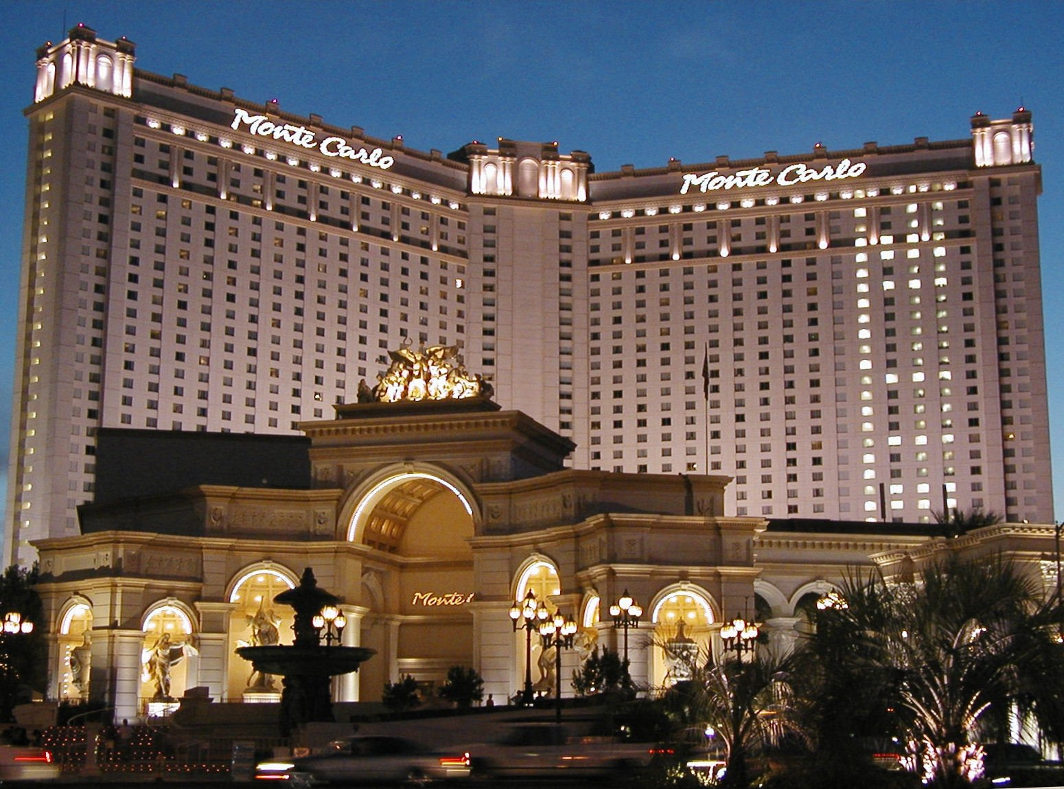 Monte carlo resorts and casino las vegas hotel casino golden nugget