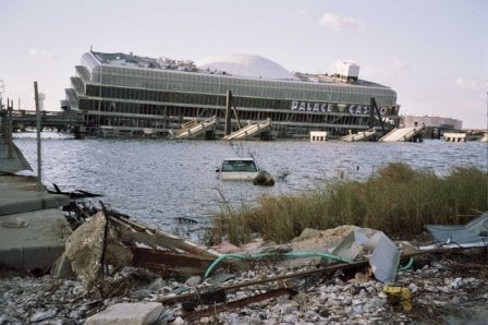 Palace Casino Biloxi Mississippi post Katrina