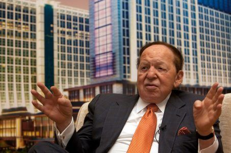 Sheldon Adelson super PAC Donald Trump