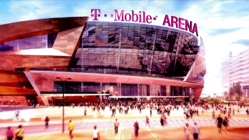 NHL Las Vegas expansion team T-Mobile Arena