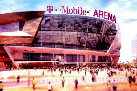 NHL Las Vegas expansion team T-Mobile Arena