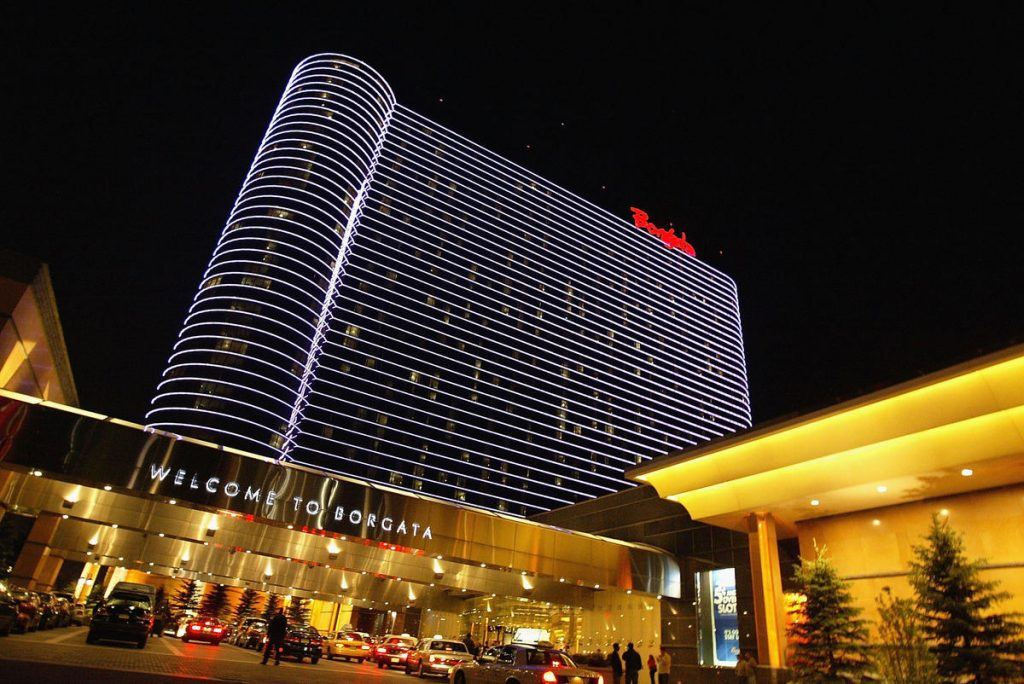 Borgata hotel and casino in casino point calculation