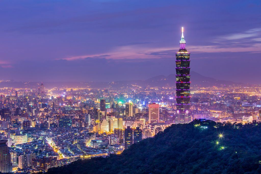 Taiwan gambling legislation Taipei