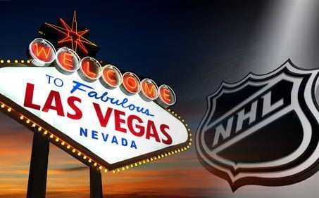 Las Vegas NHL professional sports