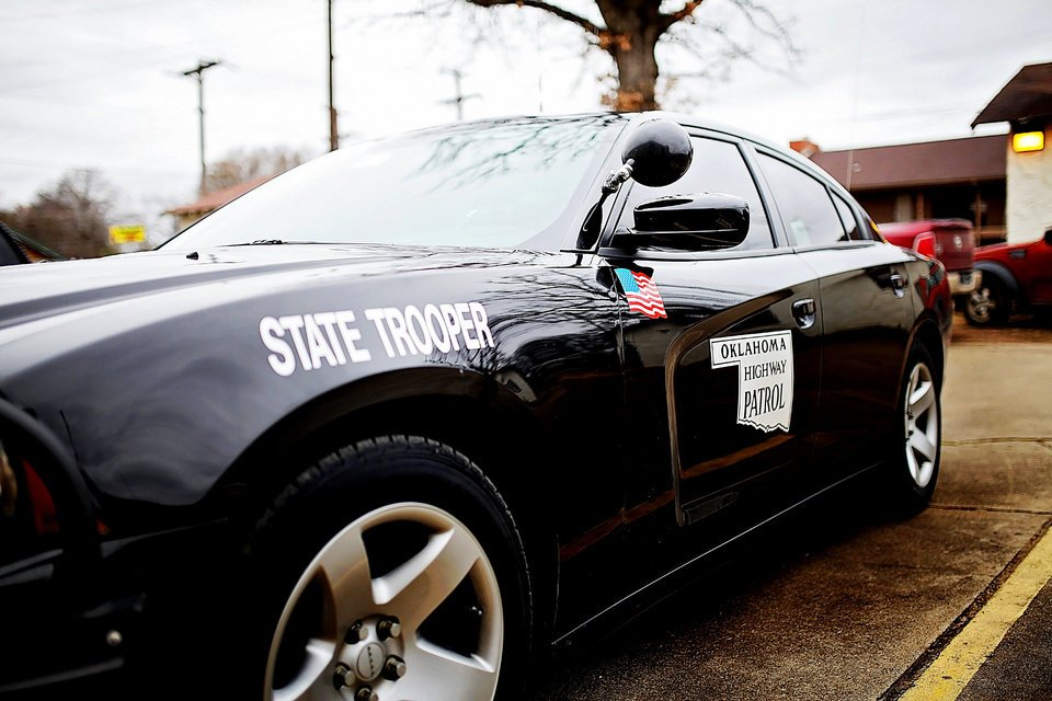 Oklahoma police card readers civil forfeiture