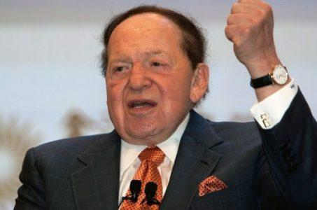 Pennsylvania online gambling Sheldon Adelson
