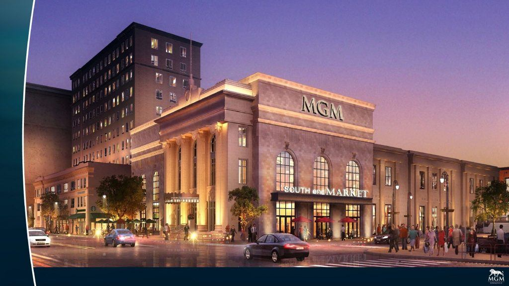 MGM Resorts attempts to block Connecticut casino via federal defense bill