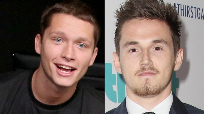 Trevor Martin and Tom Casell, YouTubers in Skin Gambling Scandal