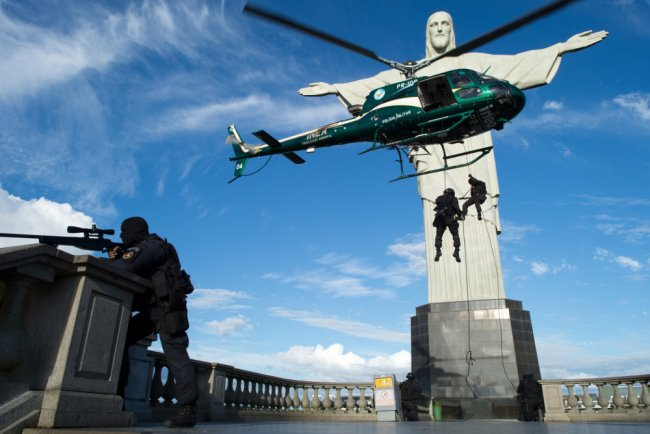 Rio terror plot Brazil Olympics security