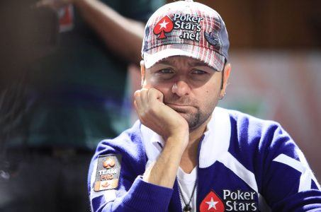 Daniel Negreanu professional poker players.