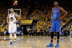 Kevin Durant Golden State Warriors Stephen Curry