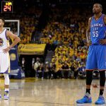 Kevin Durant Joins Golden State Warriors and Realigns 2016-17 NBA Odds