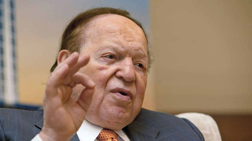 Adelson bullish on Macau