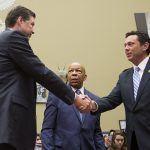 Rep. Jason Chaffetz Grills FBI's Comey, as State Dept. Resumes Internal Clinton Audit