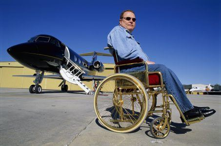 Larry Flynt Gardena casino tax battle