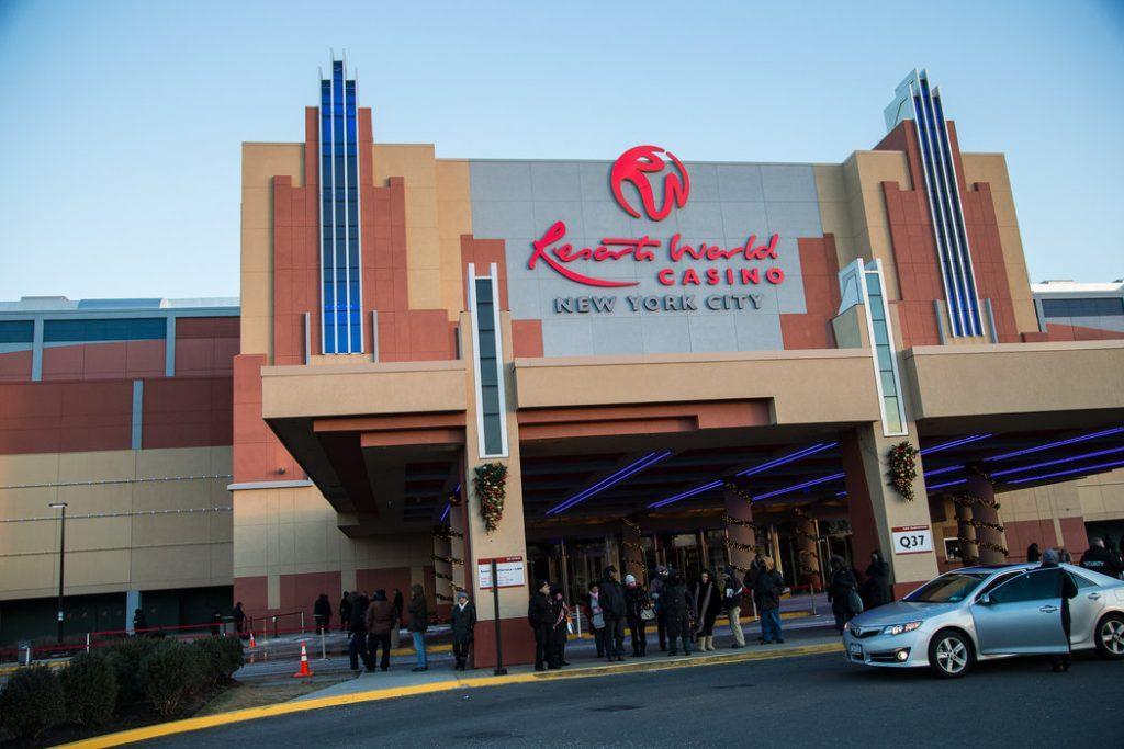 Resorts World Casino New York expansion