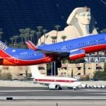 Southwest Airlines Against Proposed $1.4B NFL Stadium Site Near McCarran