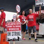 Trump Taj Mahal union workers ultimatum